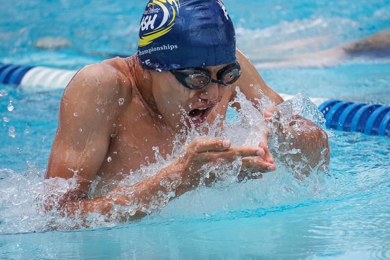 50y breaststroke