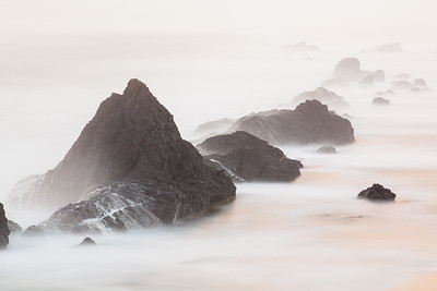 Seal Rocks, Oregon