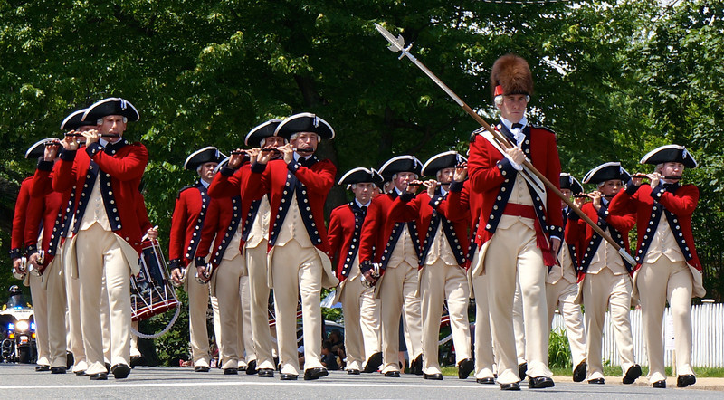 """Taken at the Falls Church, Virginia, annual Memorial Day Parade in 2014, this photograph is on my """"ok"""" list. However, many people have pointed it out to me as a picture they like."""