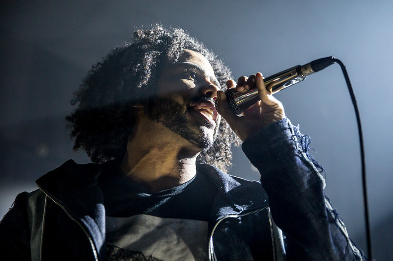 Daveed Diggs of clipping.