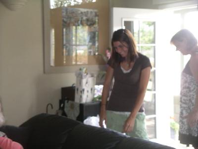 Kacie's Wedding Shower July 2008