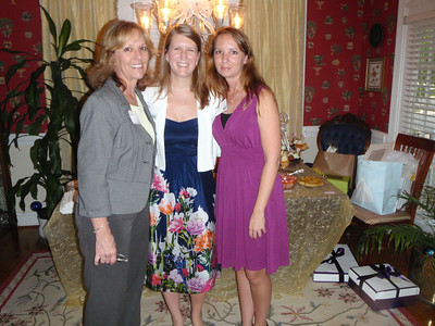 Kathy (mom), Kris, and Kim (sister)