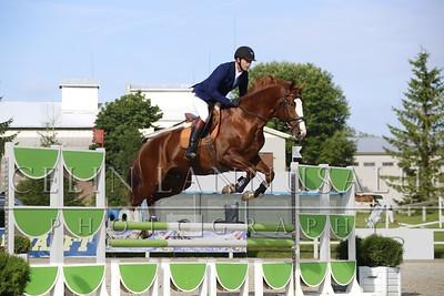 2.päev 100cm  NHT II osavõistlus - 4a hobused
