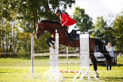 2.päev 110cm NHT  5a hobuste I osavõistlus