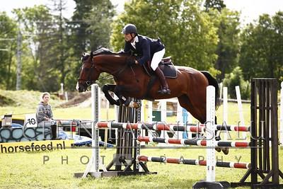 3.päev 100cm NHT 4a hobuste II osavõistlus