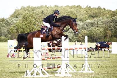3.päev 125cm NHT  6a hobuste II osavõistlus