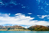 Cloudscape over Lake Wanaka in the South Island of New Zealand