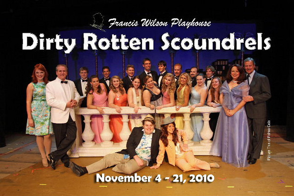 Dirty Rotten Scoundrels