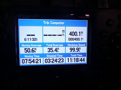 I forgot to get the data from the GPS last night and woke up thinking about it. Not a bad day we were able to go to 3 IAMC Challenge spots and made it home with no mishaps.It was a long day averaging 133 miles for each Challenge spot. The Wee Stroms performed flawlessly all day and when we left Winter Camp we did not get off the bikes until we pulled into our drive ways. On the way out we did not get off the bikes until we got to Indian Head. Great bikes for the scenic byways and highways.