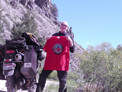 Ken @ Site 11 Indian Head Rock N43 33.308 W114 48.088 June 26, 2010