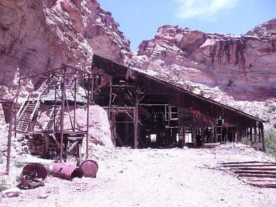 Mill @ Cashin Mine