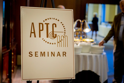 Chicago IL // Corporate Event // APTC Annual Seminar 2017 (Omni Hotel Chicago)