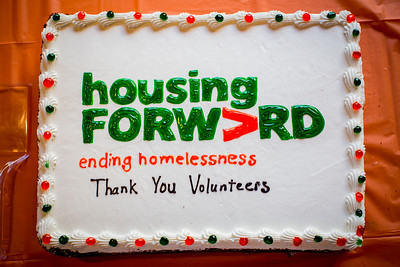 Oak Park IL // Housing Forward // Annual Volunteer Appreciation Dinner 2018