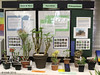 CSSA Award - Best Educational Display from Ken & Ann Byrne<br /> An informative plug for their long time association with the Pelargonium Society