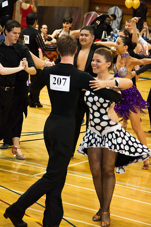 UCSD Dance Ballroom Competition 2013