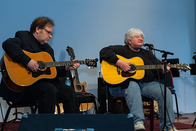 Sandy Ross with Jeff Gold - Folktacular 2013