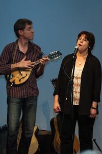 Barrett Tagliarino and Tara Sitser - Folktacular 2013