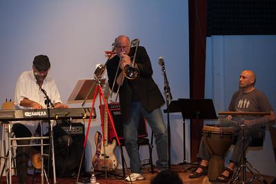 Alfred Johnson, Chad Watkins and Merritt Evan Raff - Folktacular 2013