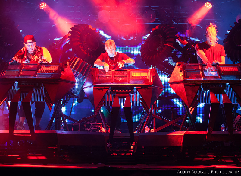 The Glitch Mob at What The Festival 2015