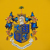 Bournemouth Corporation 1956 Leyland Tiger Cub Park Royal 266 RRU 903 Coat of Arms
