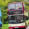 Stagecoach North West 1999 Dennis Trident Alexander ALX400 open top 'The White Lady' 17012 S812 BWC (2)