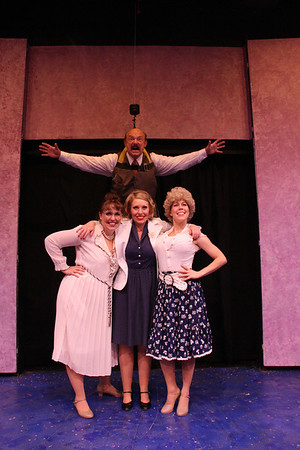 9 to 5 the Musical: 2012-13