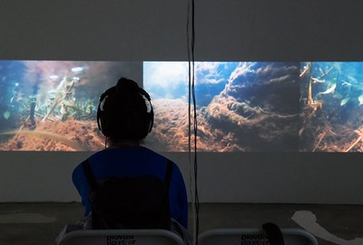 Digital Ecologies Fold II. Digital Dramatizations: Ecologies from the Future, Centre For Contemporary Arts, Plovdiv2019