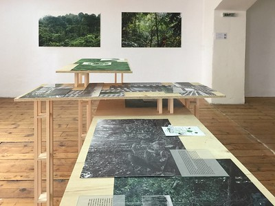 Digital Ecologies Fold I. Operaismo Naturale: Ecology of the Event, Centre for Contemporary Arts Plovdiv, 2018