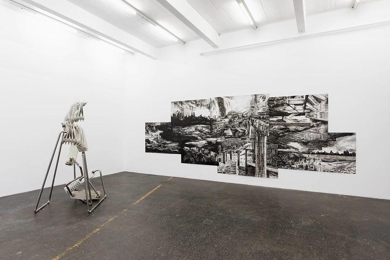Heimspiel, 2018, Kunsthalle St. Gallen