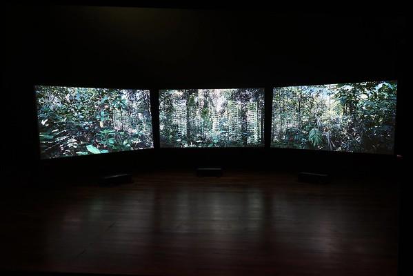Tomorrow is an Island, as Inland, a sin land, NTU ADM Gallery Singapore