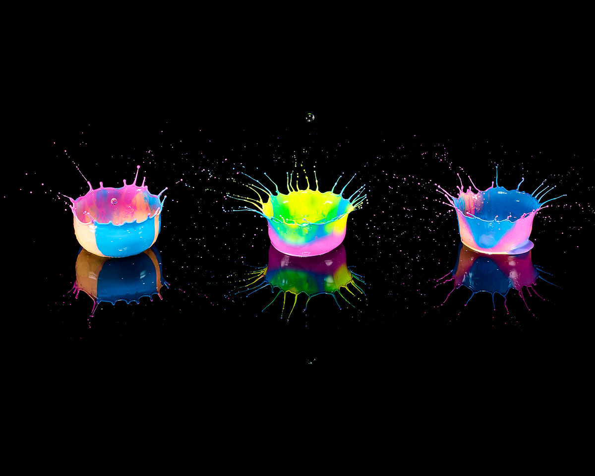 Three Crown Splash