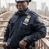Peace Officer, Joseph, Brooklyn Bridge, New York