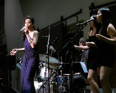 Charmaine Clamor Concert. Jacob's Center, San Diego, CA. November 2, 2019