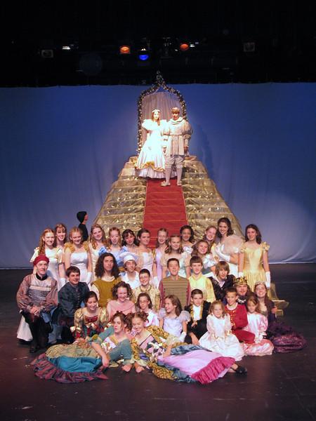 Cinderella - 2007-07 - Cast
