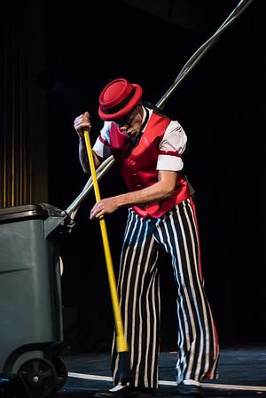 Circus Spectacular  J Lewis 2016