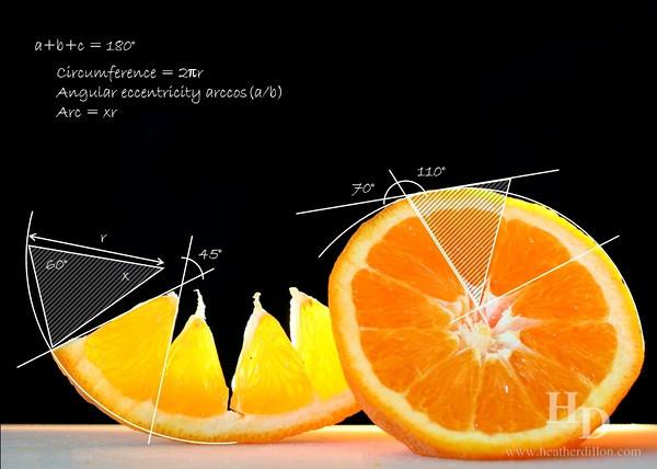 LFS Curvy or Angular - Winner<br /> Angles of an Orange