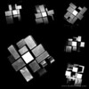 """DSS #28 Circle or Square - """"Facets of a Cube"""""""