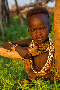 Hamar Child   (Ethiopia)