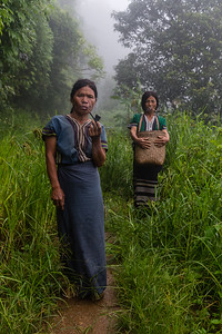 Tribal Women   (Mindat, Myanmar)