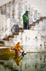 Panna Meena ka Kund   (Step Well near Jaipur, India)