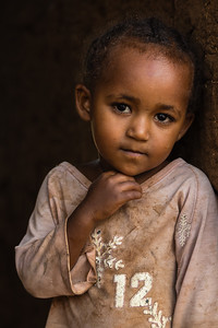 "Street Child  ""12""    (Turmi, Ethiopia)"