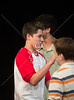 HITS Theatre's teen cast performs 13 the Musical at their historic Heights theater in Houston. Sat., Jul 14, 2012. Houston, Tex. (Kevin B Long / GulfCoastShots.com)