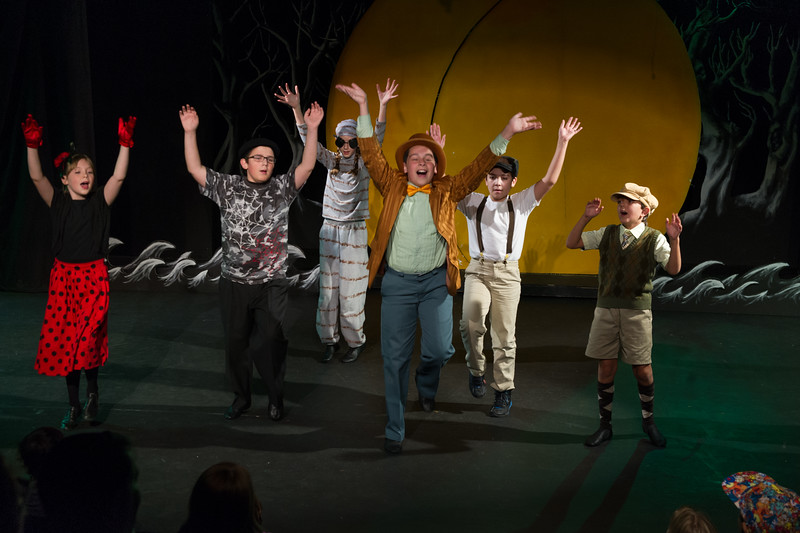 HITS James and the Giant Peach Sun 4pm