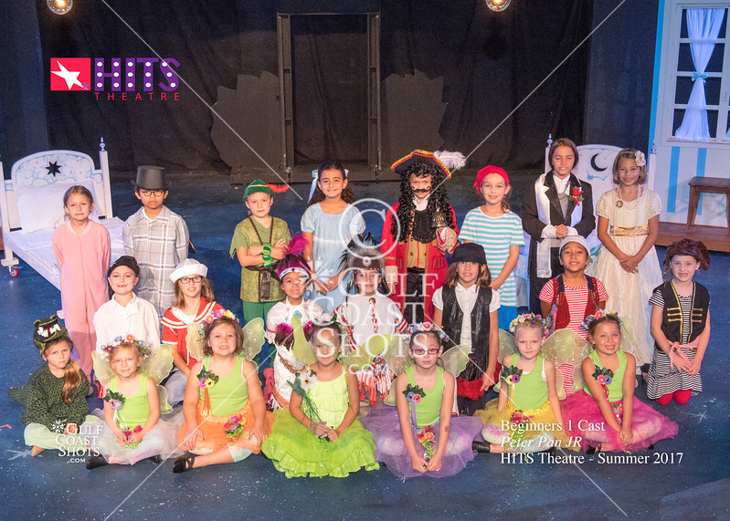 HITS Peter Pan JR Beginners 1