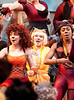 Houston-based HITS youth theatre school puts a cast of theater students on stage at Houston's Miller Outdoor Ampitheater for a performance of CATS.