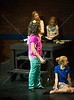 "HITS Theatre school's Broadway Juniors 1 cast performs the Gary Kupper / Rose Caiola musical ""Freckleface Strawberry"" at their historic Houston Heights theatre. 7pm., Thu., Dec. 6, 2012. Houston, Tex. (Kevin B Long/GulfCoastShots.com)"
