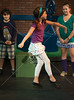 "HITS Theatre school's Broadway Juniors 2 cast performs the Gary Kupper / Rose Caiola musical ""Freckleface Strawberry"" at their historic Houston Heights theatre. 7pm., Sun., Dec. 9, 2012. Houston, Tex. (Kevin B Long/GulfCoastShots.com)"