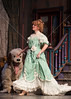 Houston HITS theatre company's production of Peter Pan at Miller Outdoor Theatre, 4/18/08
