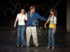 HITS Theatre's Mainstage 1 cast rehearses the musical Working.