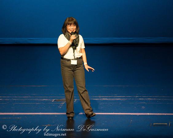 Rexie Fernandez (ICGIE Vice President)